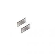 подвесное зеркало для ванной комнаты 100 HATRIA SLIDING  wood system арт. YXS691/YXS992