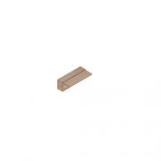 Полка подвесная 100 HATRIA SLIDING  wood system арт. YXQX92